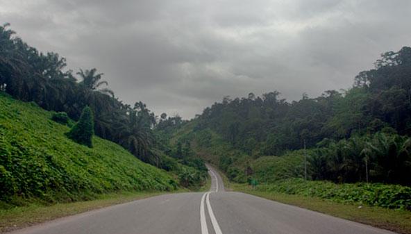 road_sabah_borneo