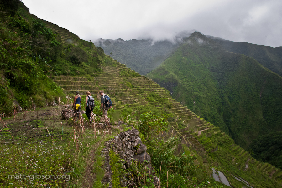 Batad Rice Terraces of the Philippine Cordillera in Ifugao