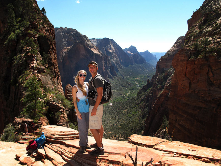Angel's Landing Zion National Park (7)