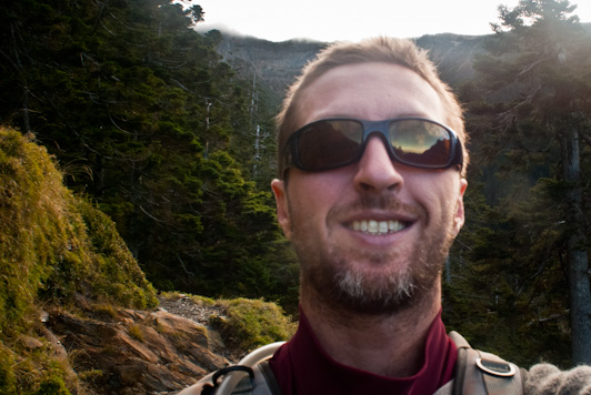 Me on Jade Mountain (Yushan)