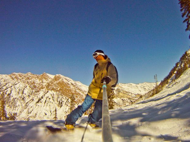 Matt Gibson Snowboarding