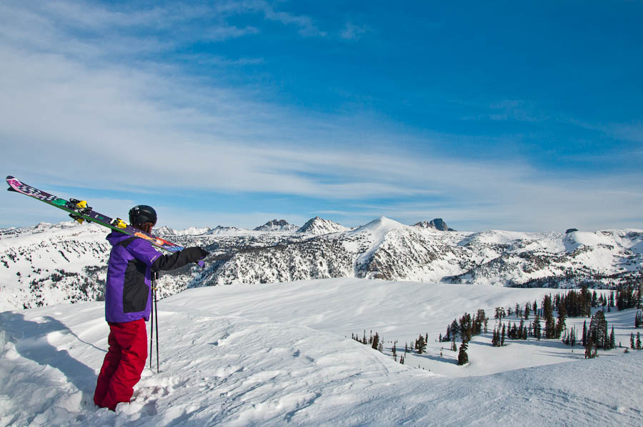 Grand Targhee Ski Photo 01