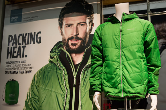 A small-packing, functional, all-purpose jacket