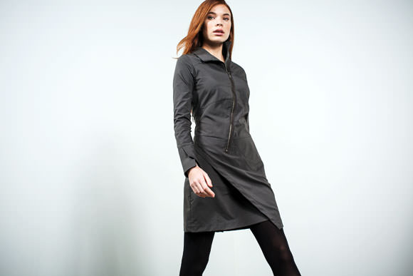 A small-packing, wrinkle-free, functional and beautiful dress
