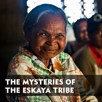 Mysteries of the Eskaya Tribe
