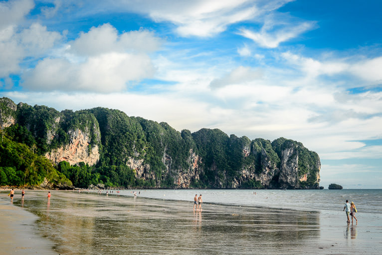 Ao Nang Cliffs