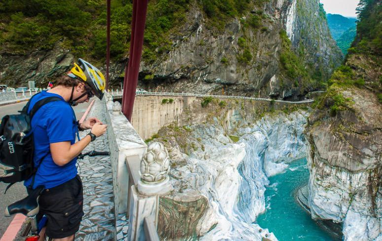 Taiwan bicycle tour