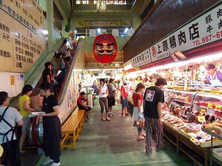okinawa-Market