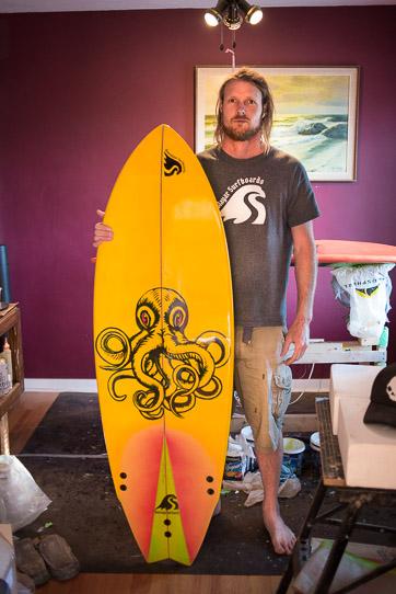 River Surfing Calgary Kananaskis Jason McQuade