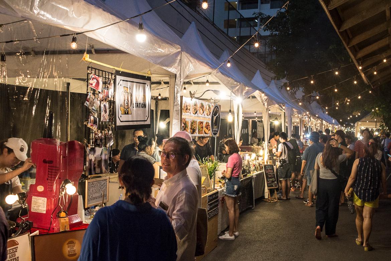 Knack Market, Bangkok