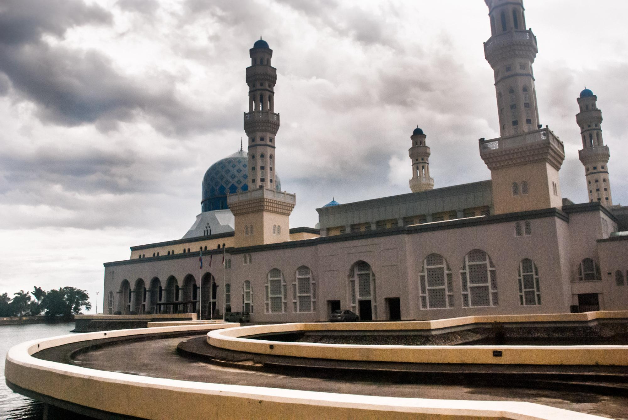 Sabah Borneo Mosque